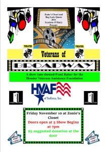 Veterans of Broadway Bag Ladies